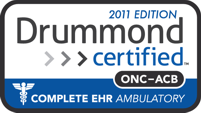ONC Certified by Drummond Group