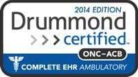 Drummond certified - Complete EHR