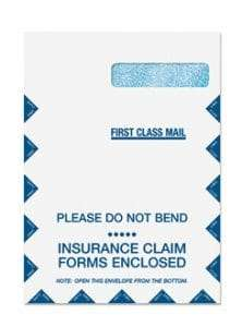 Large Claim Envelope