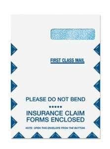 Large Claim Envelope