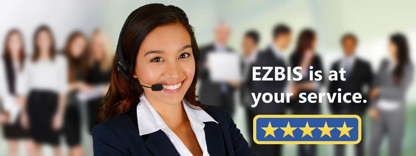 EZBIS is at your service