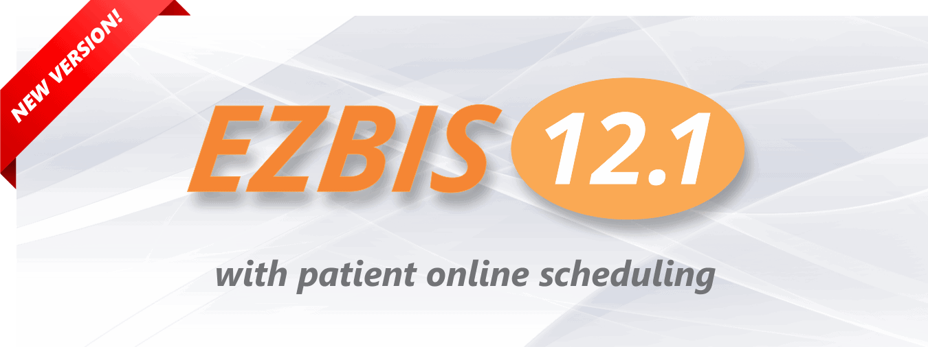 New EZBIS 12 with enhanced patient check-in